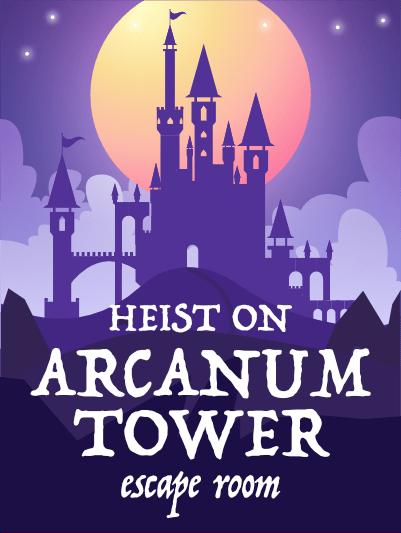 Heist on Arcanum Tower
